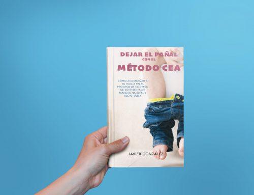 Necesitamos tu ayuda. Libro sobre la retirada de pañal con el Método CEA