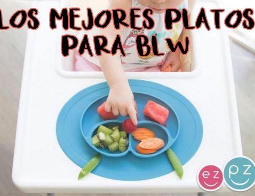 Los mejores platos para tu bebé si haces Baby-Led Weaning (BLW)