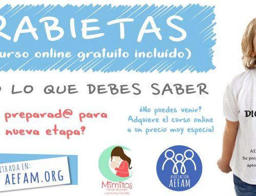 Taller Rabietas – 4 de Diciembre a las 17:15 en Mimitos (Cádiz)