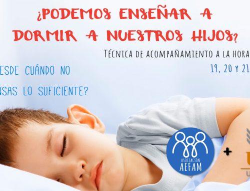 Taller gratuito sobre el sueño en colaboración con la Universidad de Cádiz
